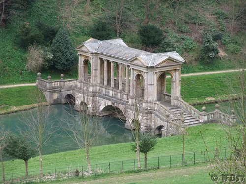 Prior Park Palladian Bridge