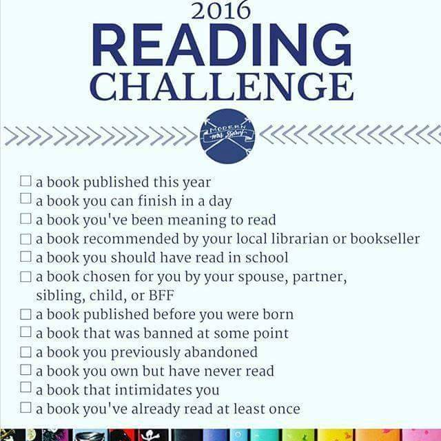 Are you up to this Reading challenge