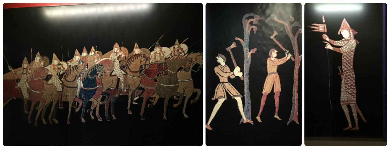 Brexit and the Bayeux tapestry