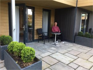 Warner Leisure garden lodges