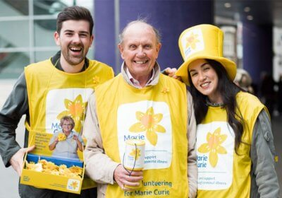 Marie Curie Daffodil Appeal
